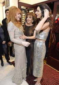Amal-Clooney-Charlotte-Tilbury-Naughty-Christmas-Party